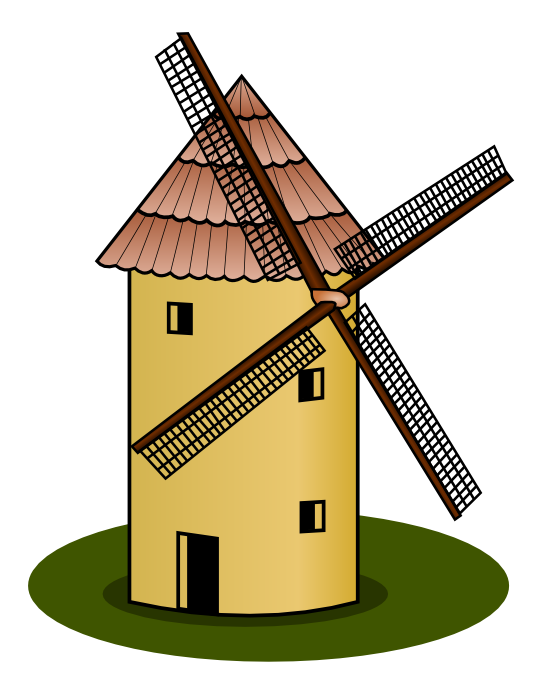 Clip Art Windmill Clipart windmill clipart panda free images