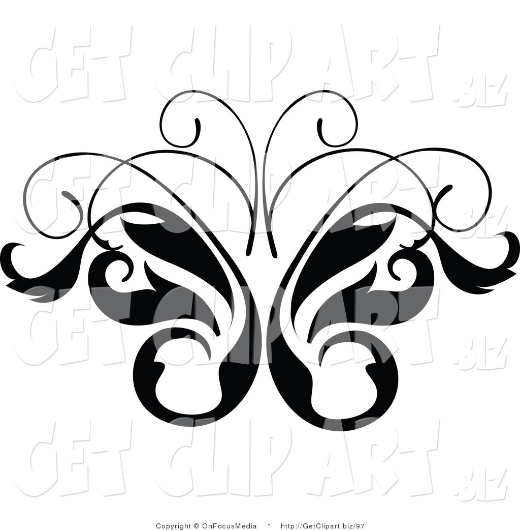 Vine Clipart Black And White Clipart Panda Free Clipart Images intended for Clipart Designs Black And White