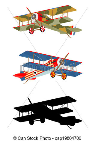 Vintage Airplane With Banner Clipart | Clipart Panda ...