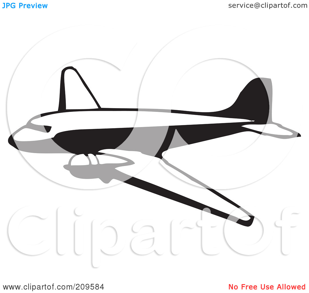 vintage airplane clipart no background clipart panda free