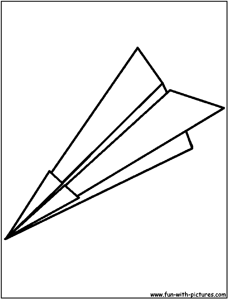paper airplane flying clipart panda free clipart images