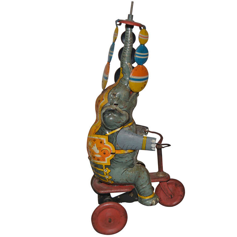 Vintage Circus Elephant On Ball Clipart Panda Free Clipart Images