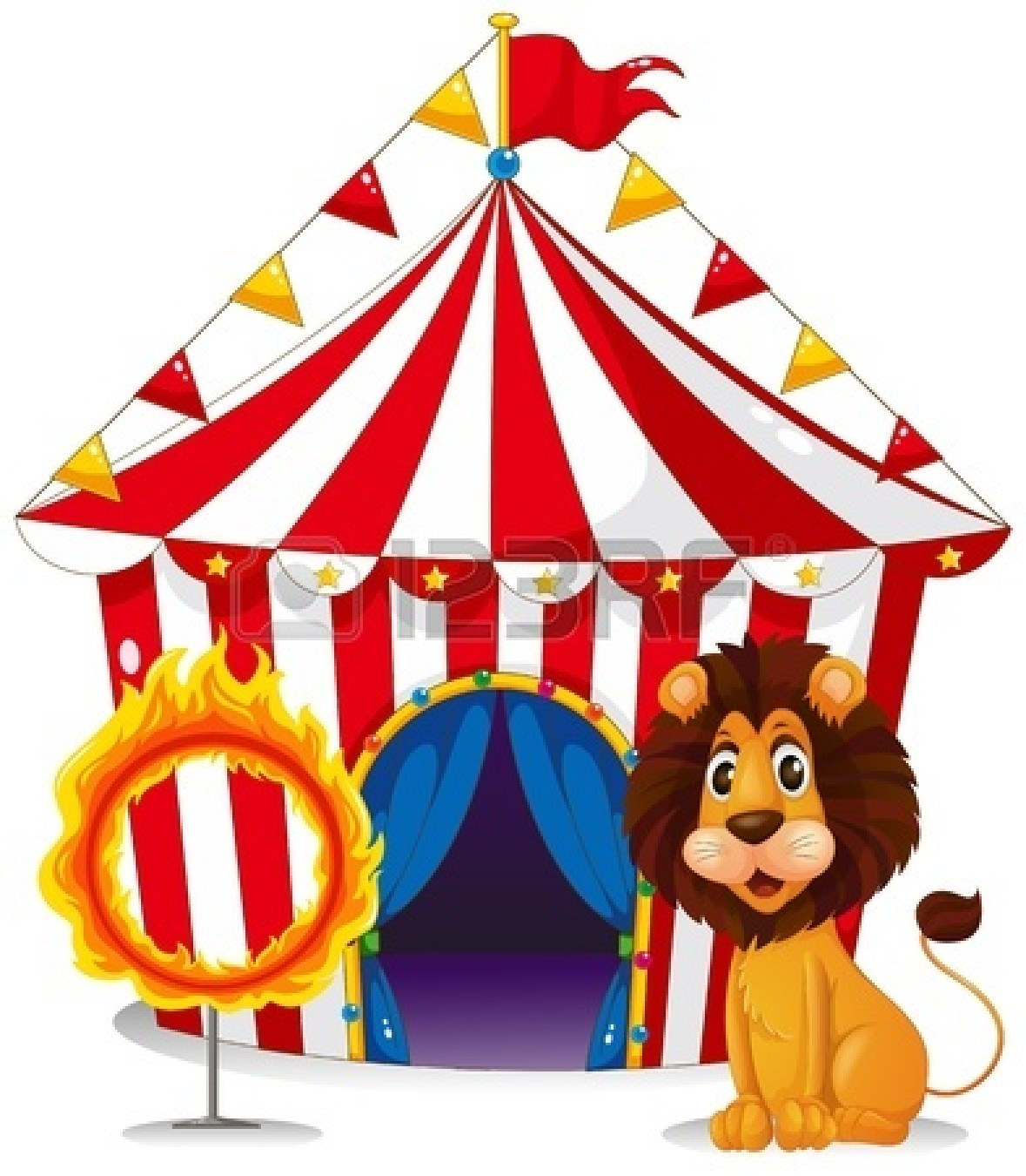 Vintage Circus Animal Clipart | Clipart Panda - Free Clipart Images