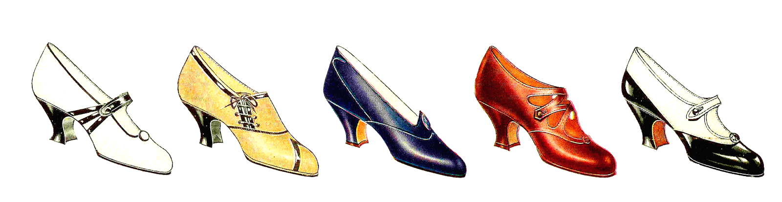 Women S Shoes Clipart