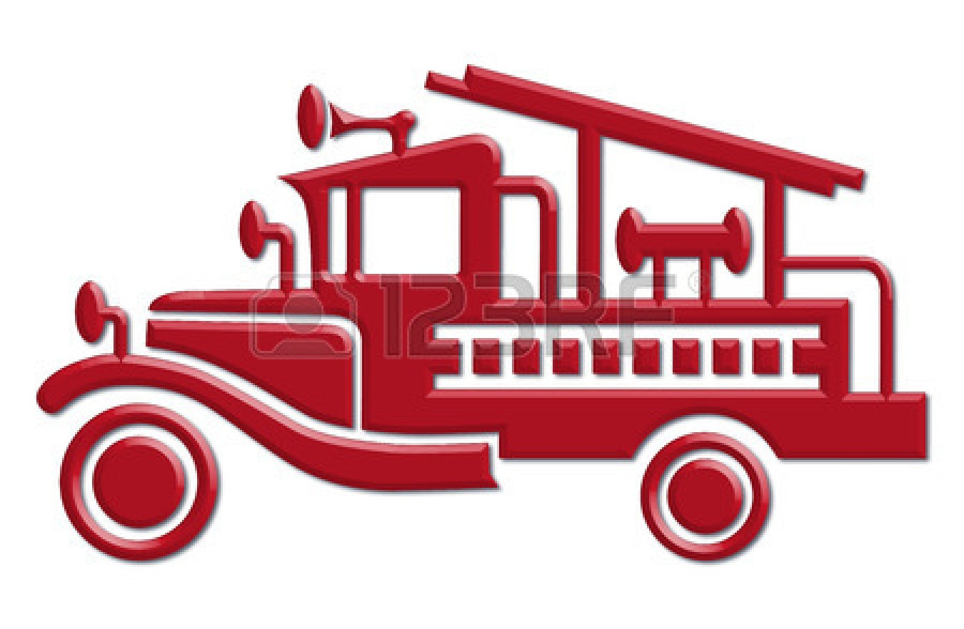free clipart images fire trucks - photo #46