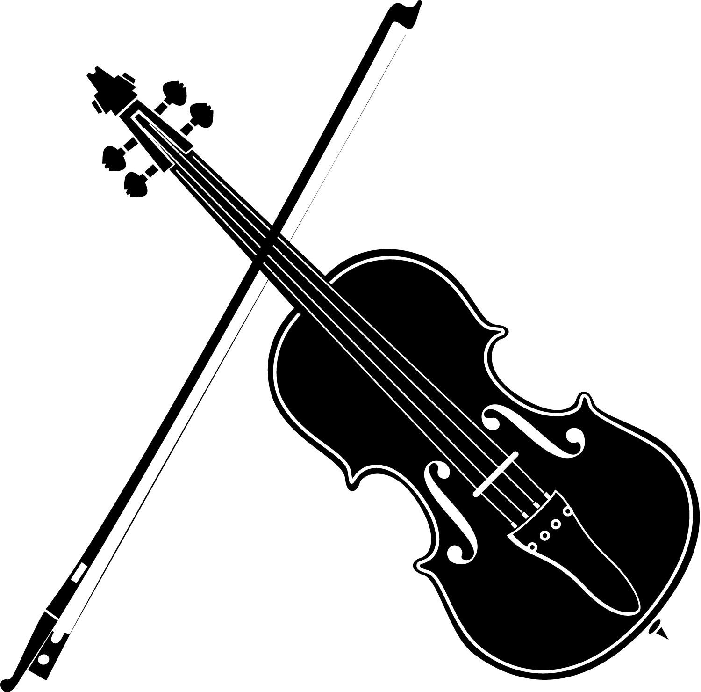 violin clip arts