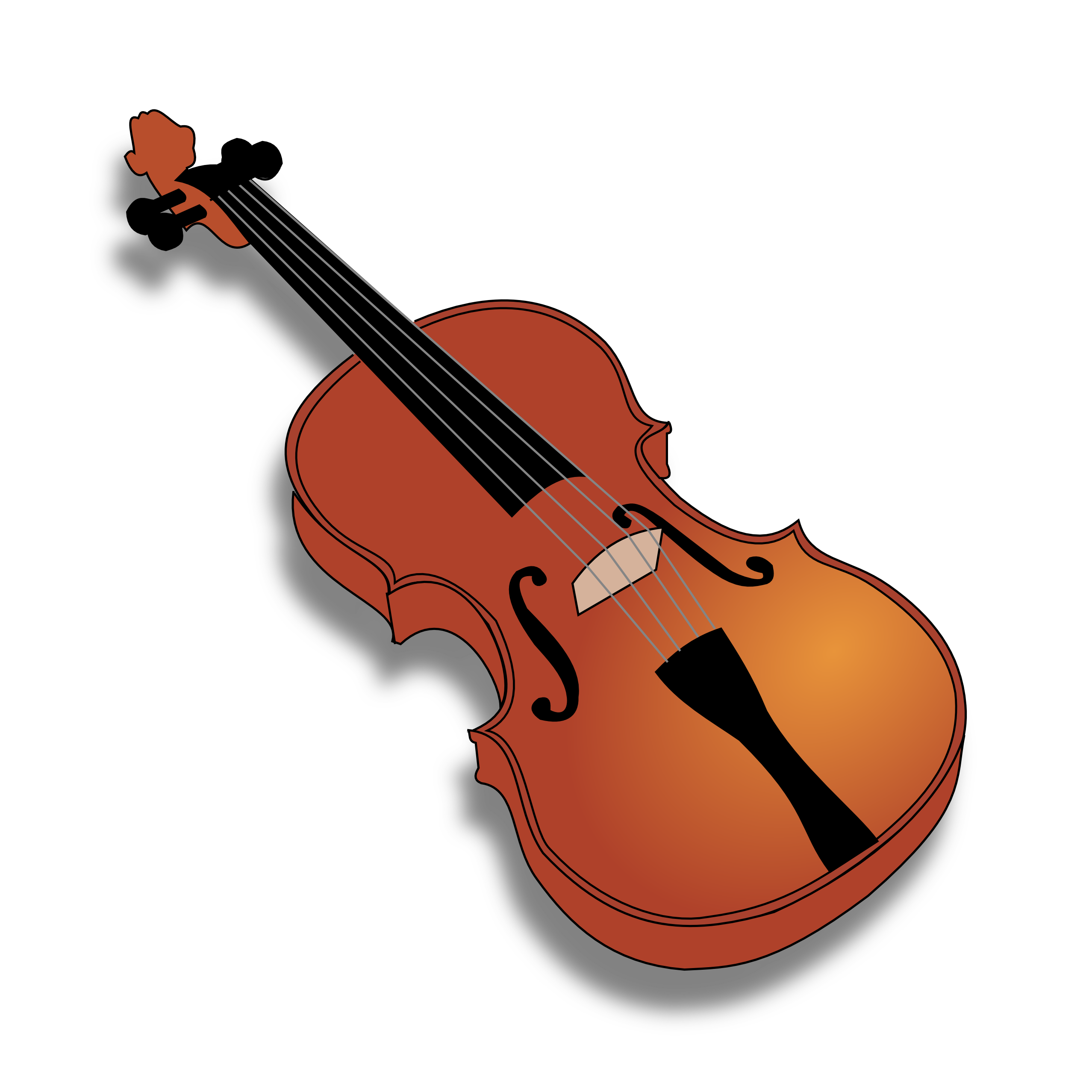 Cartoon Viola Viola%20clipart