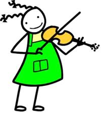 violin-clipart-1 | clipart panda - free clipart images
