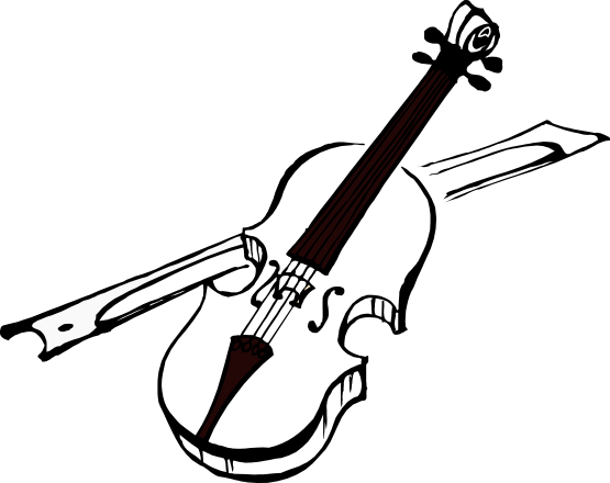 Line Drawing Violin : Free coloring pages of cello line