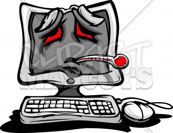 computer virus cartoon vector clipart panda free clipart images rh clipartpanda com computer virus clipart free Computer Security Clip Art