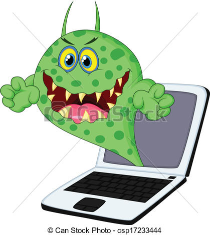Virus Clipart  Clipart Panda  Free Clipart Images