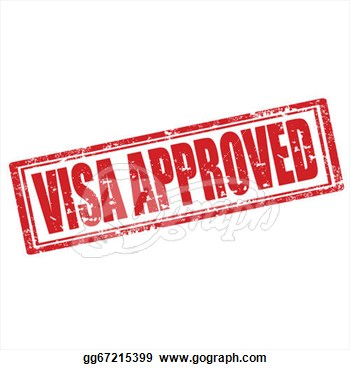 Visa Approved Stamp Clipart Panda Free Clipart Images