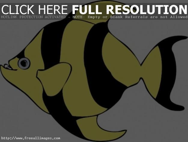Simple Fish Clip Art | Clipart Panda - Free Clipart Images