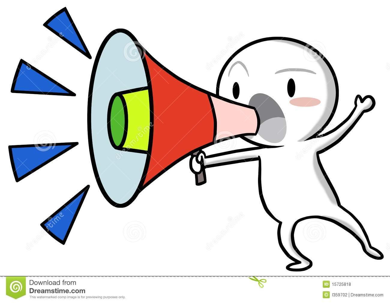 voice clipart clipart panda free clipart images rh clipartpanda com cheerleader megaphone clipart free Cheer Megaphone Clip Art