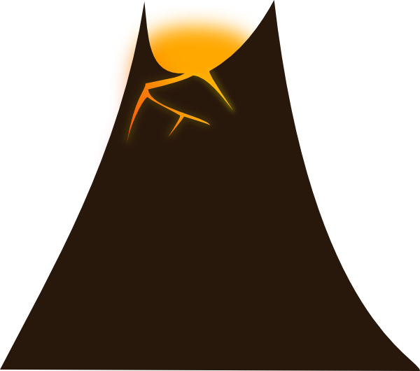 Volcano Animation | Clipart Panda - Free Clipart Images