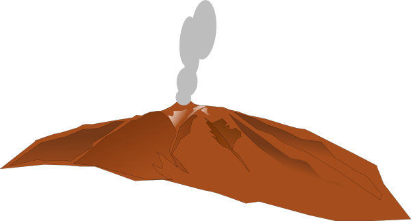 Volcano Animation   Clipart Panda - Free Clipart Images