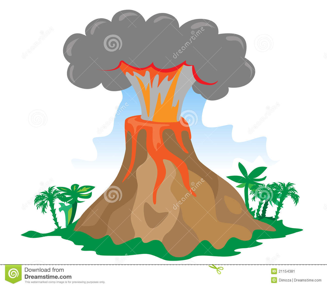 Volcano Clip Art Images | Clipart Panda - Free Clipart Images