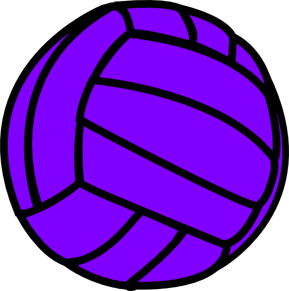 purple volleyball clip art clipart panda free clipart images rh clipartpanda com volleyball clip art designs volleyball clipart transparent
