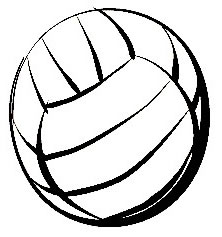 12 beach volleyball clip art clipart panda free clipart images rh clipartpanda com clipart volleyball pictures clipart volleyball net