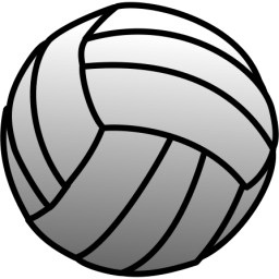 Volleyball Clipart Black And White   Clipart Panda - Free Clipart ...