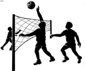 Volleyball court. Clipart net panda free