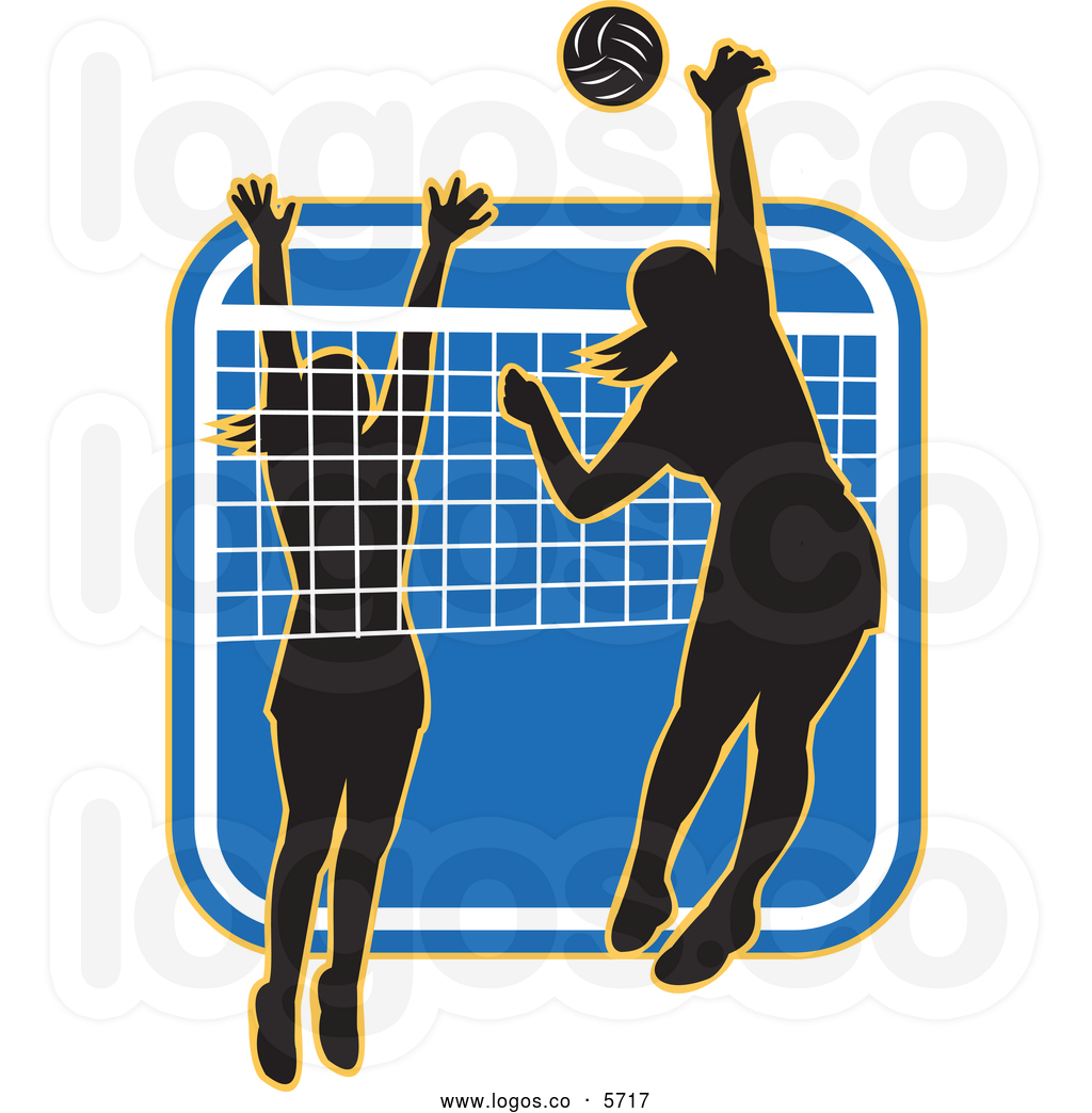 Volleyball Player Silhouette Clipart | Clipart Panda - Free Clipart ...