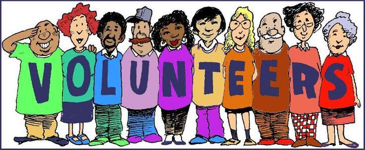Image result for volunteer clipart