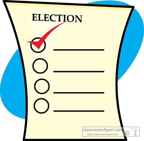 vote%20clipart