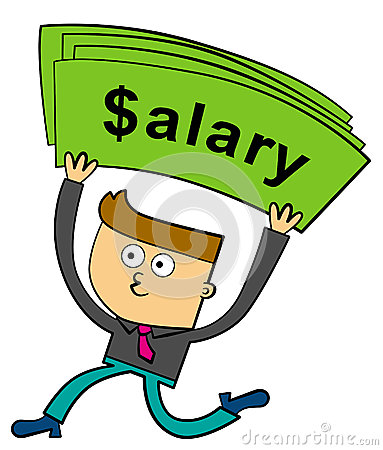Go Back > Gallery For > Salary Clipart