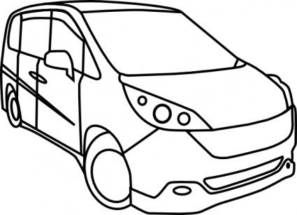 car outline clip art clip art clipart panda free clipart images rh clipartpanda com car outline clip art vector Car Side View Clip Art