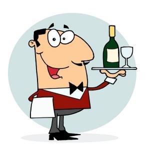 Waiter  Waiters Clipart