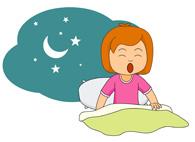 waking 20clipart Girl Yawn Clipart