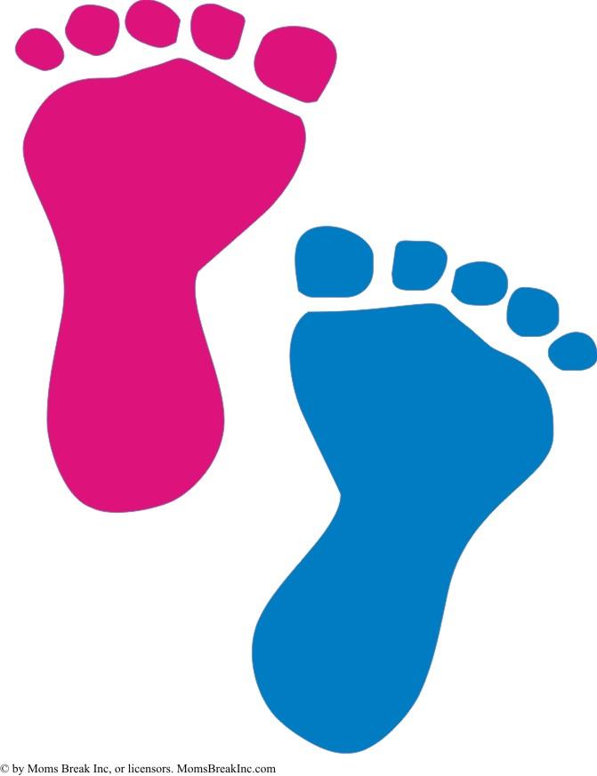 clipart of feet - photo #36