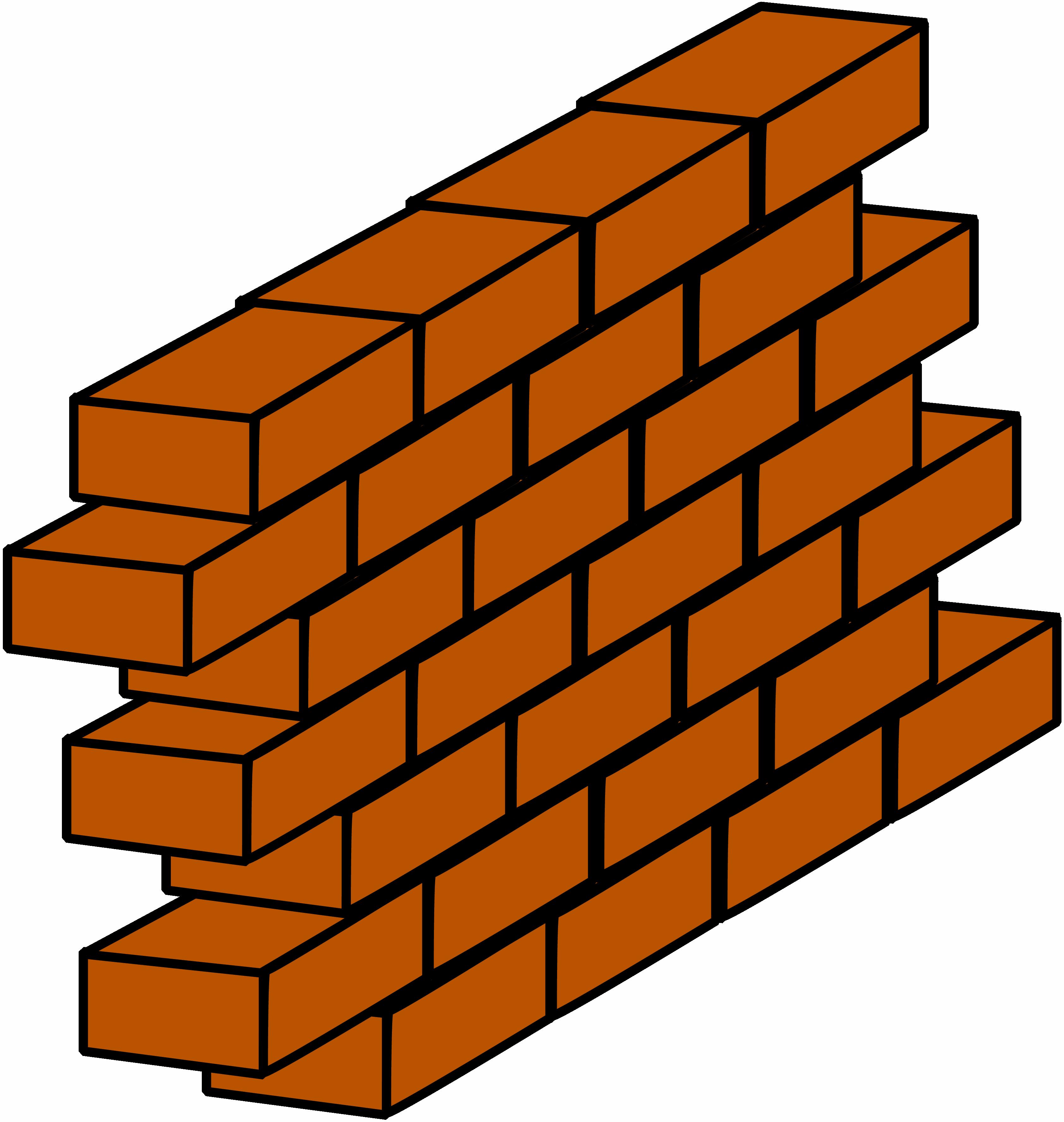 Symbol A Brick Wall Clipart Panda Free Clipart Images
