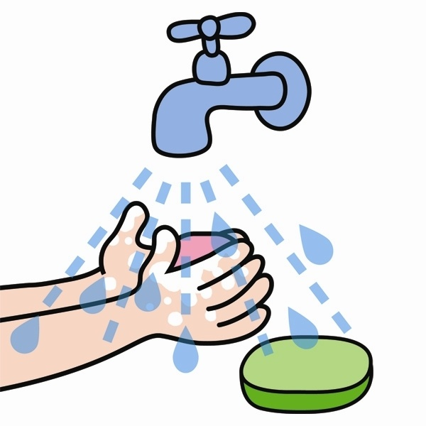 Wash hands clip art wash hands