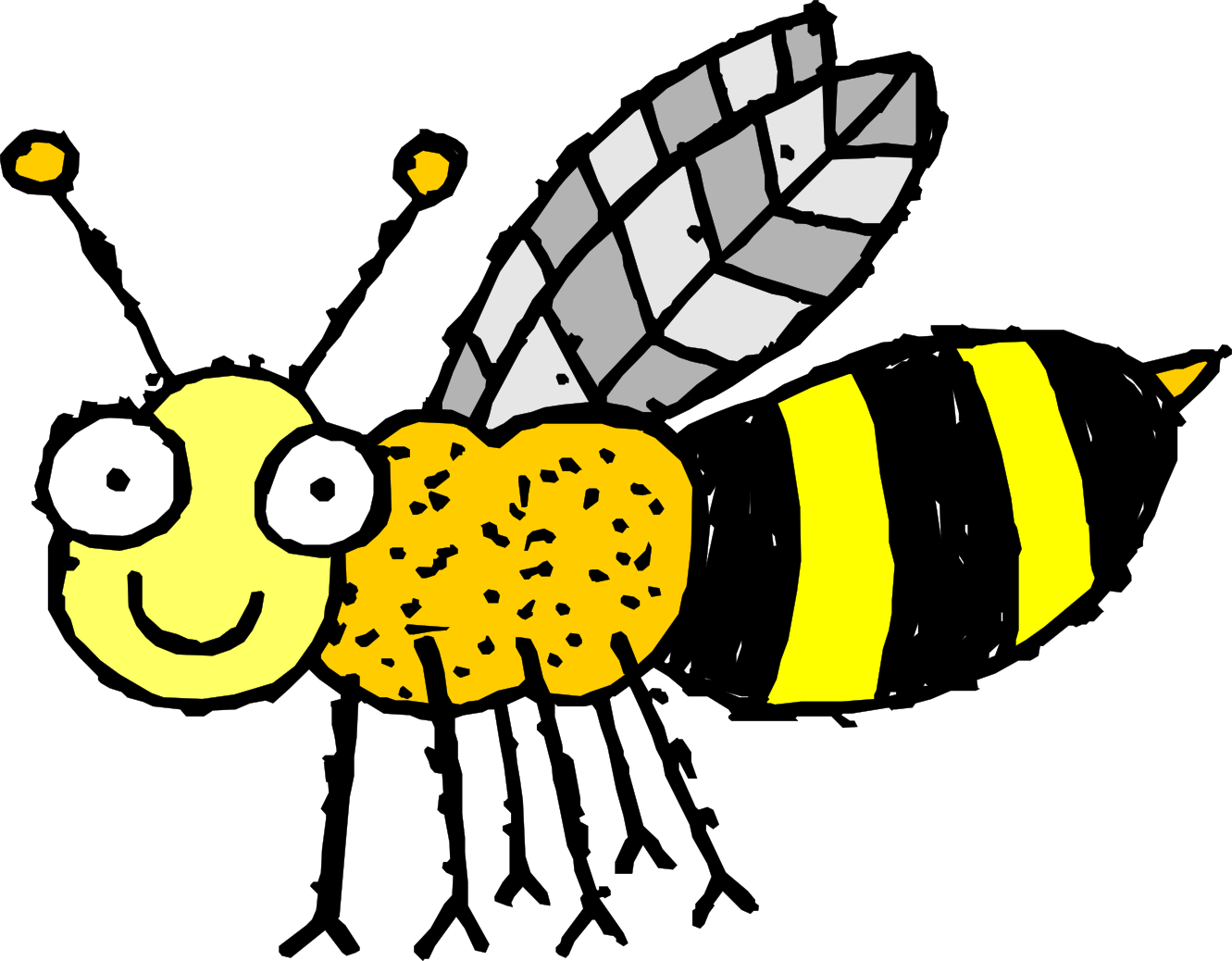Wasp Clipart Clipart Panda Free Clipart Images