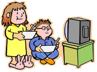 Kids Watching Tv Clipart Clipart Panda Free Clipart Images
