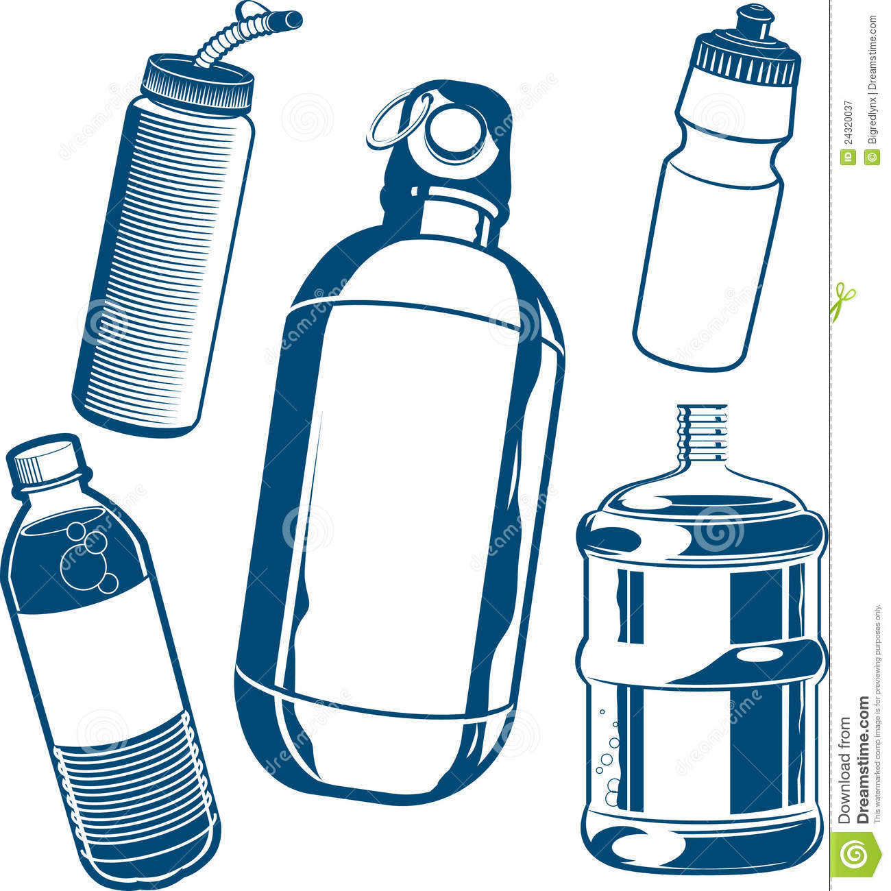 Water Bottle Coloring Page | Clipart Panda - Free Clipart Images