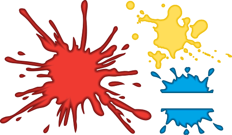 Water Splash Clipart Png Paintball Clipart | Cl...