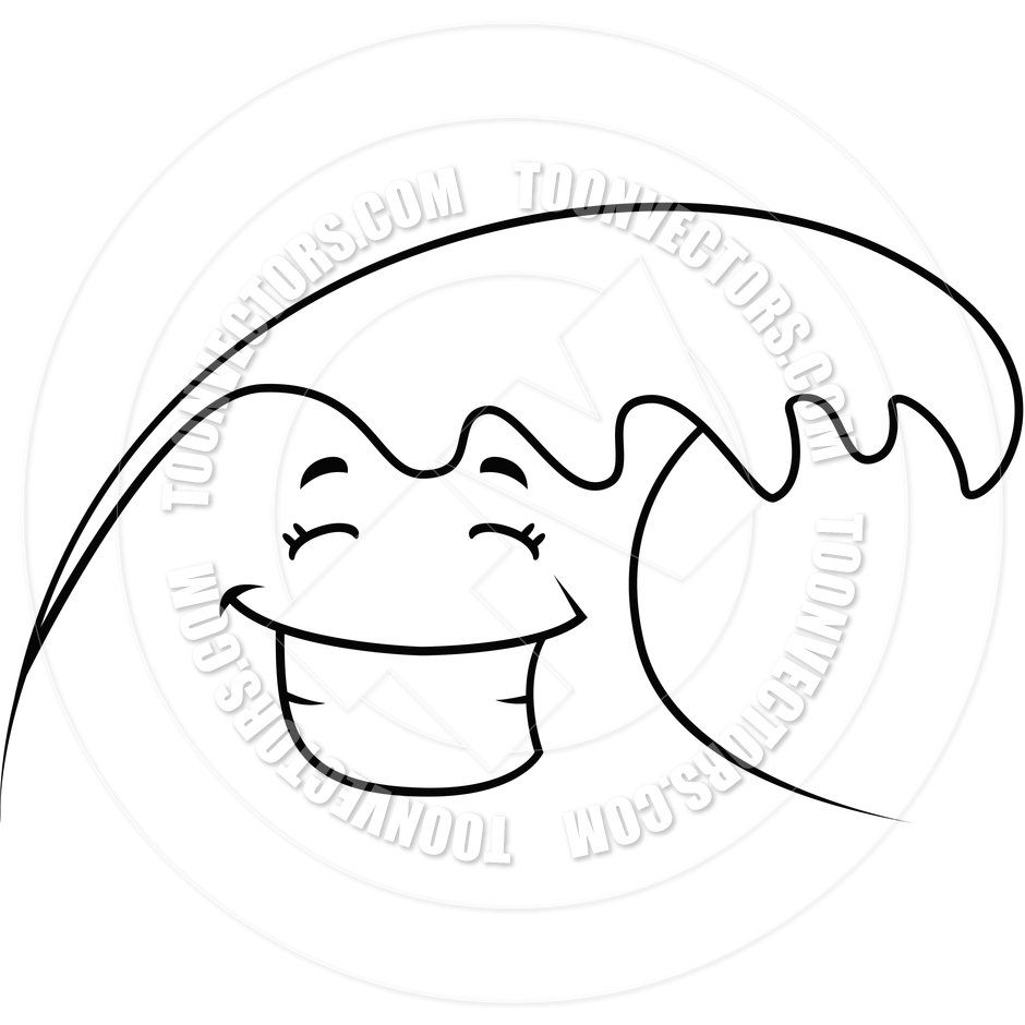 Water Waves Clipart Black And White | Clipart Panda - Free ...