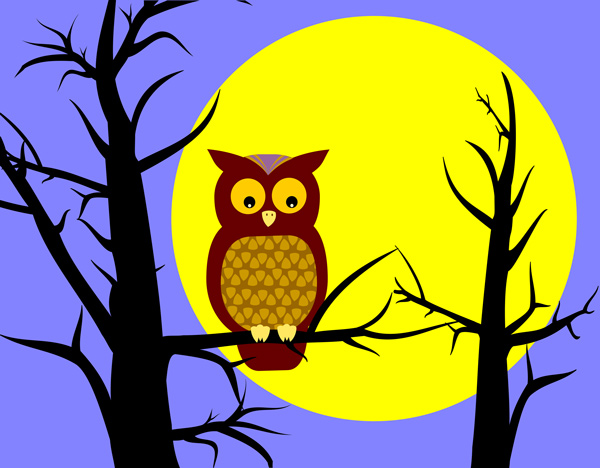 Halloween Tree Clipart Clipart Panda Free Clipart Images