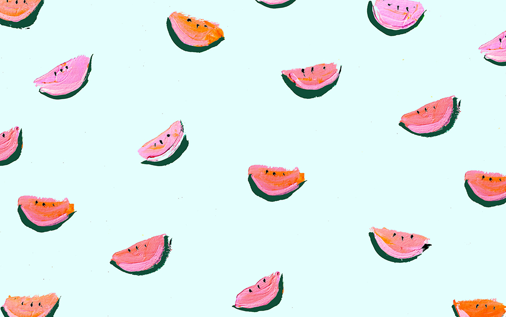 tumblr backgrounds watermelon background - photo #45