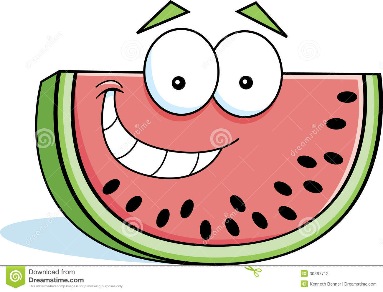 Watermelon Slice Outline Watermelon Slice OutlineWatermelon Slice Outline