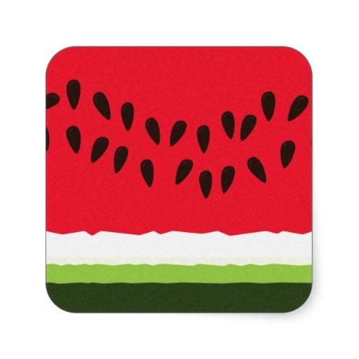 Watermelon Triangle Slice Clipart Panda Free Clipart