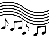 Wavy Music Staff Clipart | Clipart Panda - Free Clipart Images