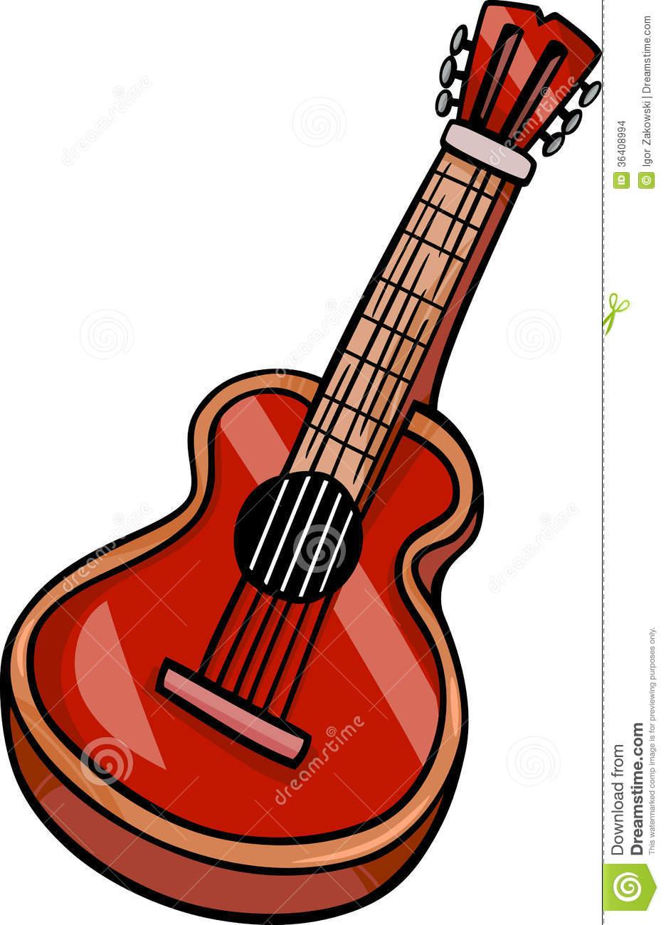 Cartoon Instruments Clipart Cartoon Musical Instruments