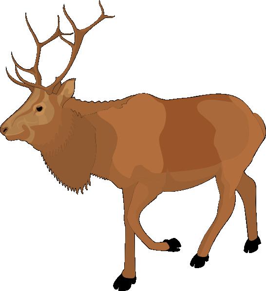 Free Reindeer Clipart