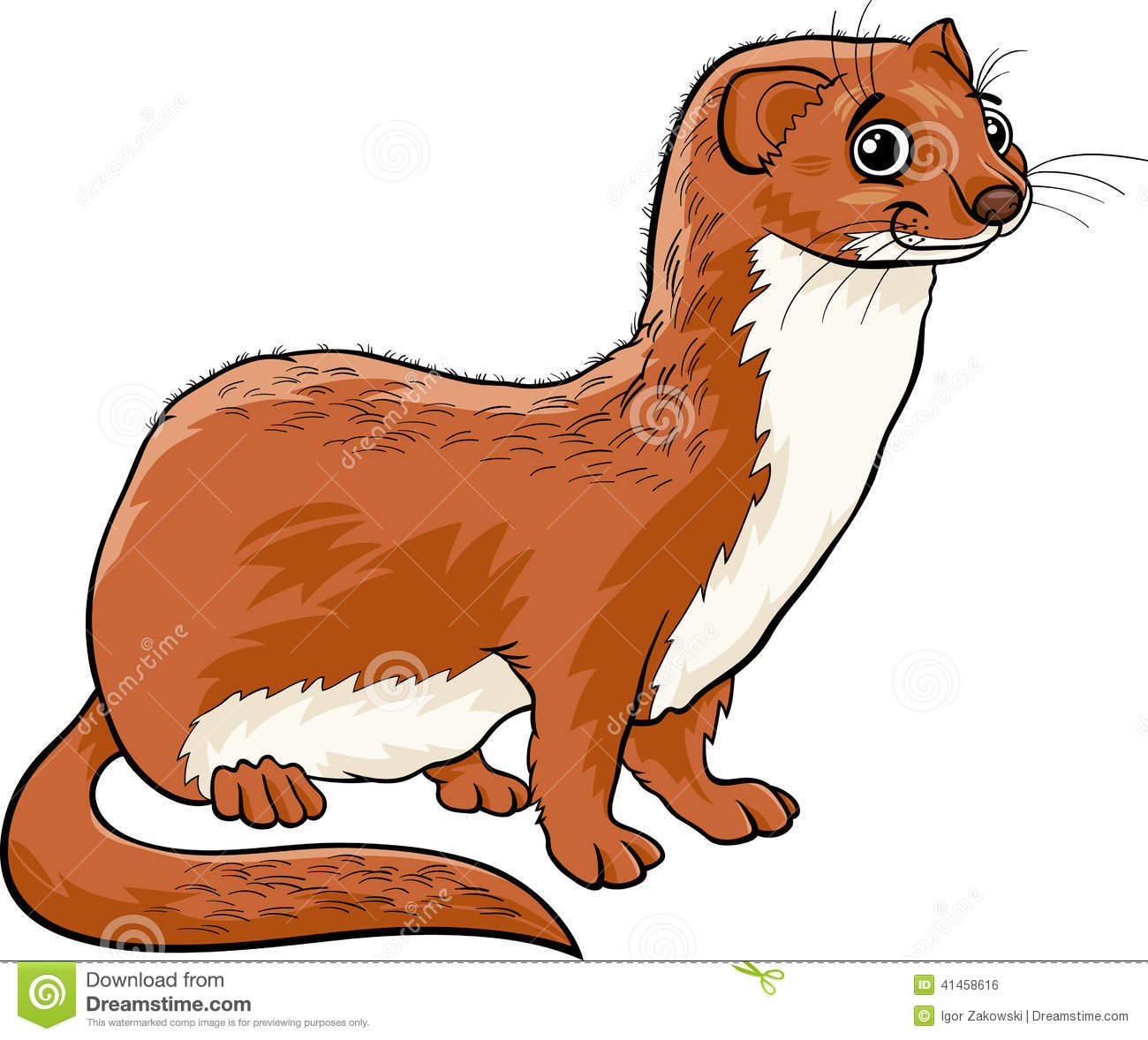 Weasel Clipart Clipart Panda Free Clipart Images
