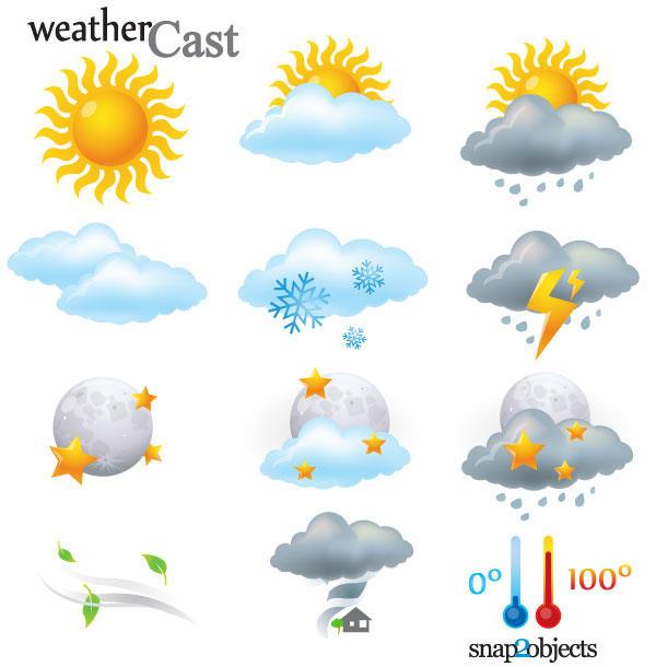 Weather clip art free clipart panda free clipart images weather20clipart voltagebd Image collections