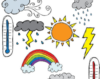 Image result for weather clip art
